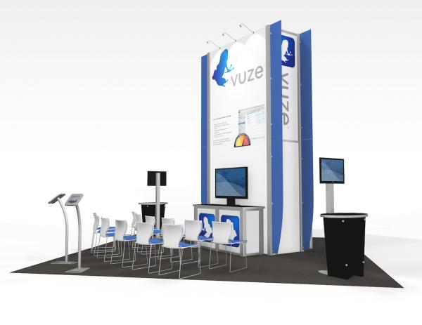 RE-9013 Trade Show Rental Exhibit -- Image 3
