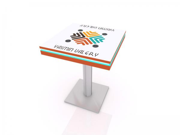 MOD-1454 Trade Show and Event Wireless Charging Station -- Image 1