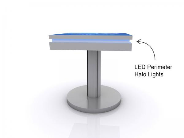 MOD-1459 Trade Show and Event Wireless Charging End Table -- Image 2