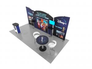 SYK-2014 Symphony Portable Displays -- SEG Press Fit Fabric Graphics